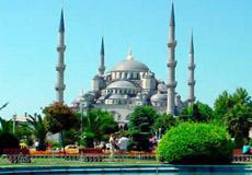 Blue Mosque Turkey