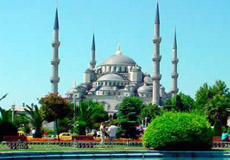 Blue Mosque Turkey