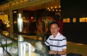 Me at Suvarnabhumi