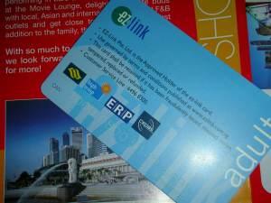 EZlink Card