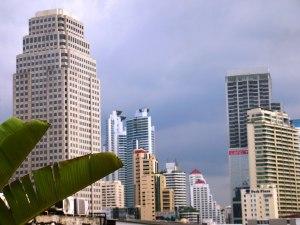 Gedung-gedung @Sukhumvit Bangkok