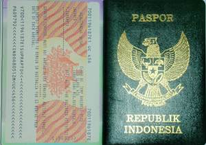 Passport Visa2