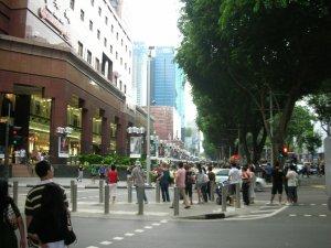 Pedestrian Orchard