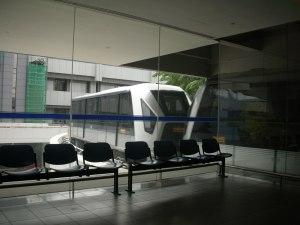 Sky Train Changi