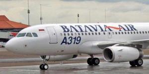 Batavia Air A319
