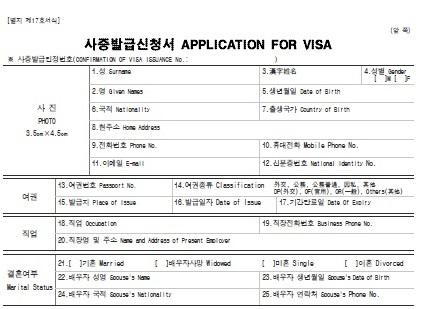 Mudah Juga Urus Visa Korea Selatan Jalanlagi