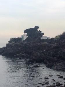 Yongduam Rock
