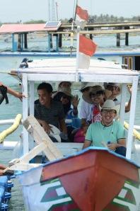 Perahu motor