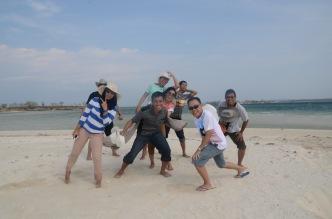 Narsis @Pulau Pasir