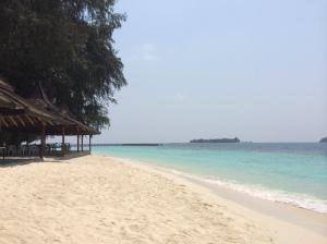 Beach @Sepa Island