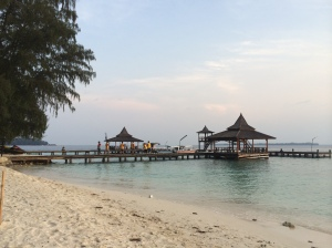 Dermaga @Sepa Island