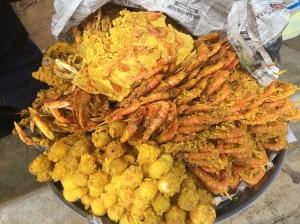 Gorengan Seafood