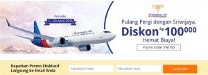 Promo Sriwijaya Air