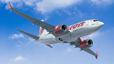 Lion Air B737 MAX 8