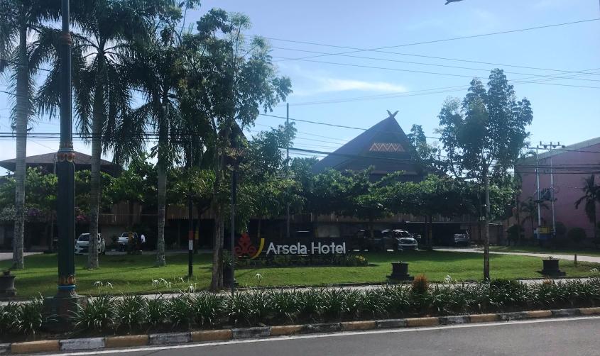 Arsela Hotel Pangkalan Bun
