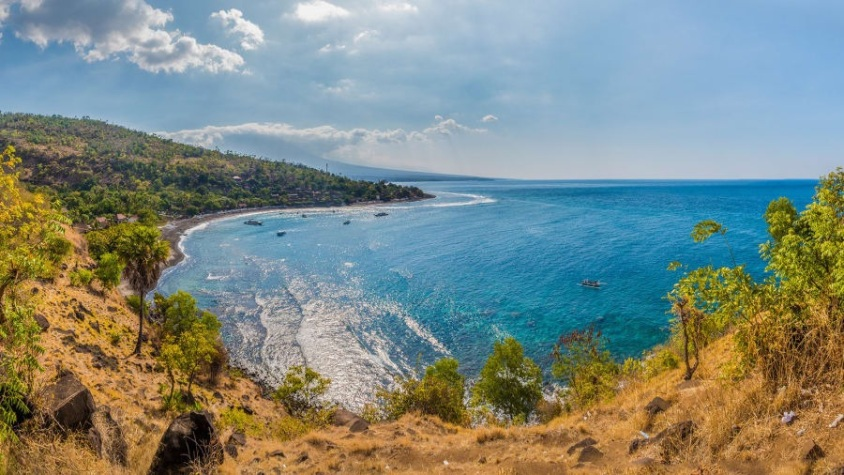 1. Amed Beach