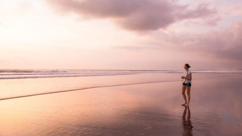 10. Kuta Beach