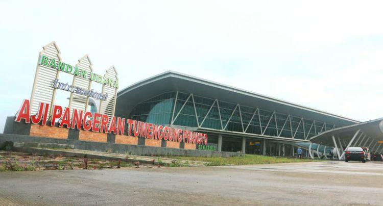 APT Pranoto Airport (Foto : Dirjen HUBUD)