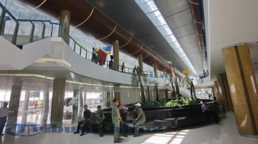 APT Pranoto Airport (Foto : Tribun Kaltim)
