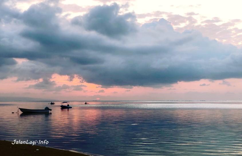 Sunrise at Sanur 3