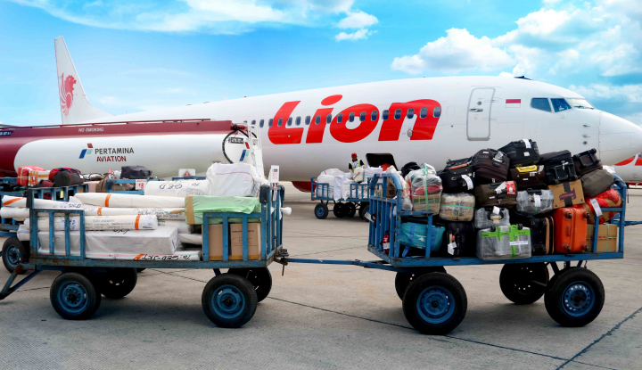 lion air bagasi warta ekonomi