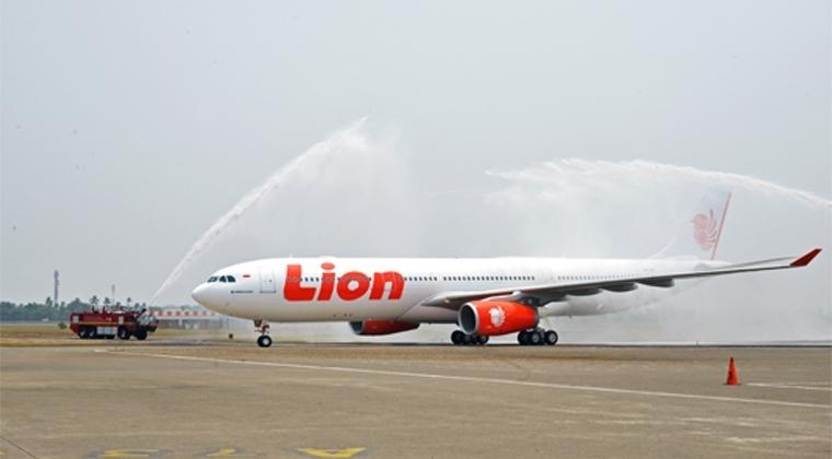 lion air harnas