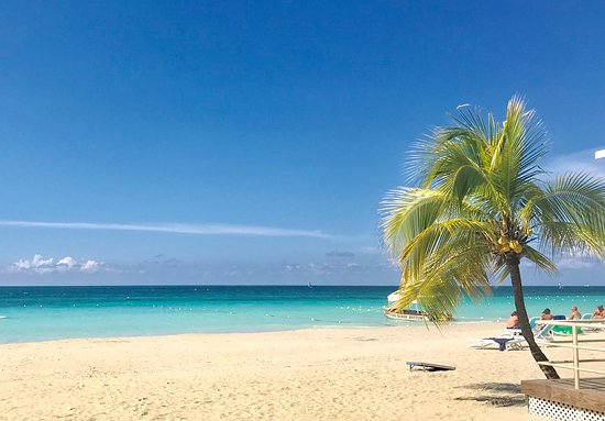 10. Seven Mile Beach Jamaika