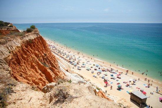 11. Falesia Beach Portugal