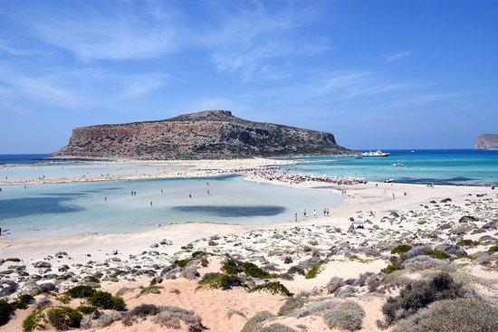 15. Balos Lagoon Yunani