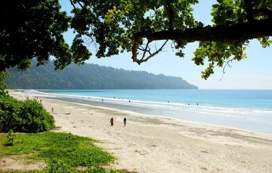 16. Radhanagar Beach Andaman and Nicobar Islands