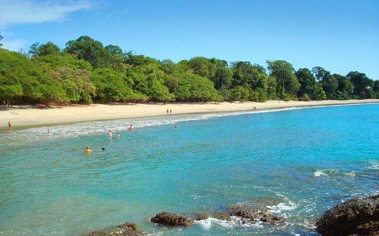17. Playa Manuel Antonio Kosta Rika