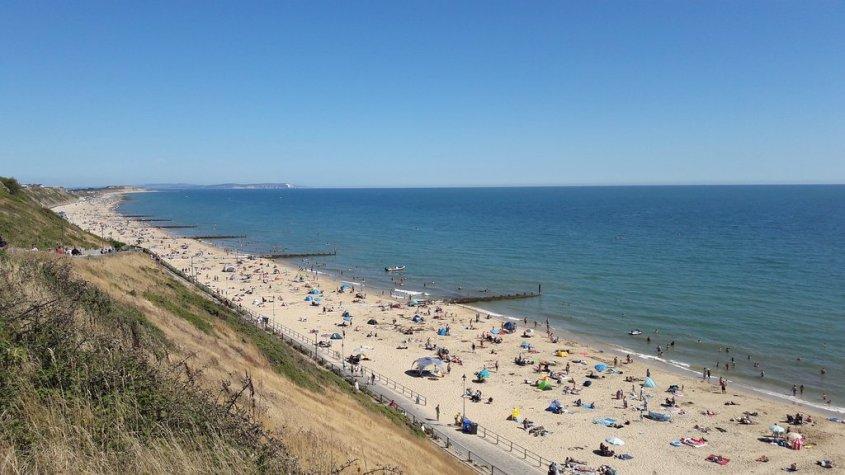 20. Bournemouth Beach UK