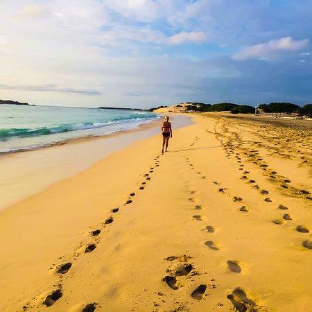 25. Santa Monica Beach Tanjung Verde