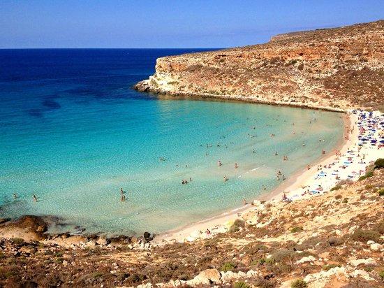 7. Spiaggia dei Conigli Island of Sicily